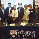 The Wharton-Penn Alumni Association of the Philippines